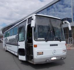 Автобусы Man Skania Neoplan