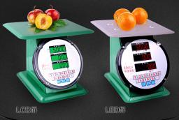 Весы электронные циферблатные с расчетом стоимости
