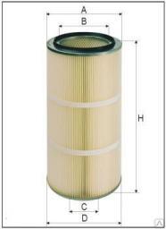 Фильтрующий элемент AL616P, AL610P, AL622P, (картриджи ASSO)