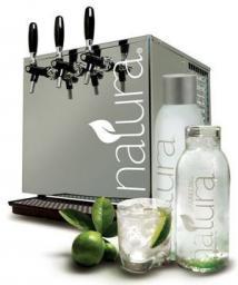 Natura® - аппарат для газирования, охлаждения и розлива воды для отелей, ресторанов, баров, кафе (HoReCa)