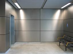 Металлизированные пластики. Натуральный металл для элементов декора стен. Подложка