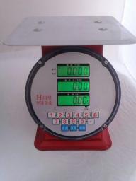 Высокоточные электронные весы с функцией вычисления цены