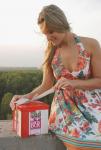 «Коробка с идеями» для организации романтического вечера (для двоих)