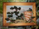 Картина с фонтаном (80х60 см)