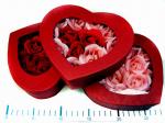 Набор мыльных лепестков в подарочн. упаковке Сердце