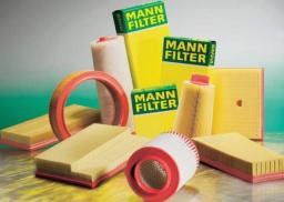 Воздушные, масляные, гидравлические Фильтры MANN-FILTER (Манн) (автомобильные, промышленные)