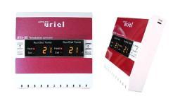 Терморегулятор UTH-90 накладной двухзональное управление (на 2 помещения)