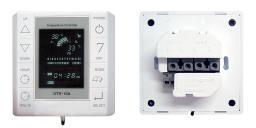 Терморегулятор программируемый «UTH-10A», Ю.Корея (4 кВт)