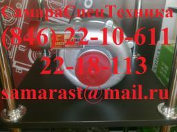 Турбокомпрессор ТКР-8,5С6