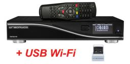 Dreambox 7020 HD v2 (оригинал, DVB-S2 и DVB-C/T тюнера) + Wi-Fi