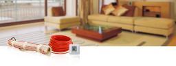 Резистивный кабель для обогрева полов в бухтах (в стяжку)
