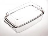 Кастрюля 3.5 л. прямоугольная стекло 27-62509