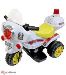 Электромотоцикл Mini Police
