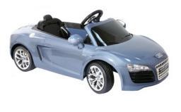 Электромобиль Audi R8 (Blue)