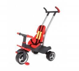 Трехколесный велосипед Molto 12210, красный