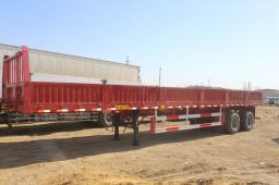 Полуприцеп бортовой СIMC г/п 40 тонн с фитингами