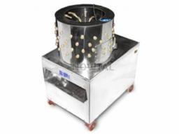 Перосъемная машина барабанного типа