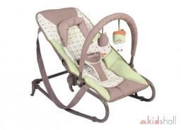 Кресло-качалка с игрушками BABYMOOV 0+