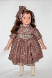 Кукла коллекционная 72 см