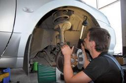 Диагностика и ремонт ходовой части (подвески)