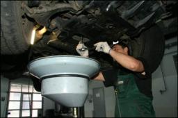 Замена технических жидкостей автомобиля