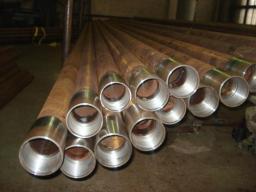 Труба обсадная диаметр 127 мм длина 1000 мм