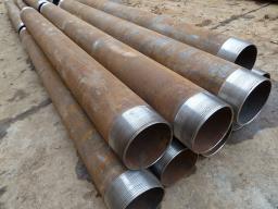 Труба обсадная диаметр 168 мм длина 1000 мм