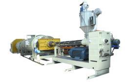 Экструзионная линия по производству оболочек стальной трубы из полиэтилен