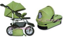 Детская трехколесная коляска Baby Promenade X-3 pro