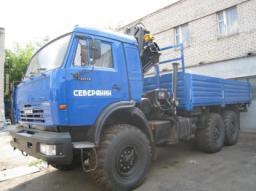 Услуги по перевозки грузов по городу и области на манипуляторе