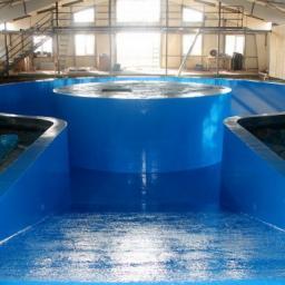 Гидроизоляция и реконструкция резервуаров и бассеинов композитами