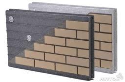 Системы утепления и облицовки фасада с клинкерной плиткой Kombitherm