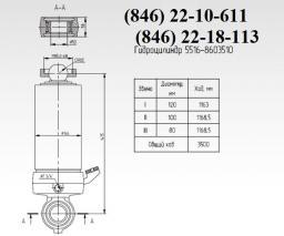 Гидроцилиндр 5516-8603510