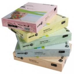 Бумага XEROX A4, 80г, 500 листов, Raps Yellow (Symphony TCF) [003R91943]
