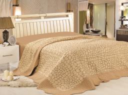 Покрывало Lux Cottone *Жемчужина* 240x240