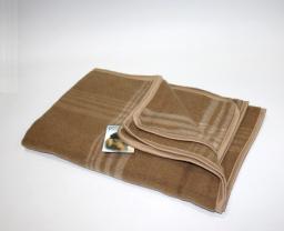 Детскиое одеяло-плед *Бархан* 110х140 из верблюжьего пуха