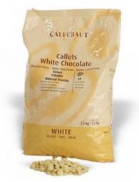 Шоколад белый Barry Callebaut для шоколадного фонтана