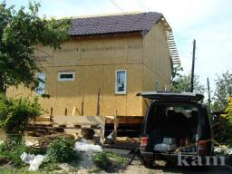 Строительство каркасных домов из дерева