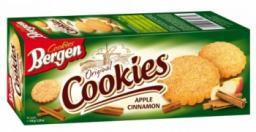 Печенье с яблоком и корицей