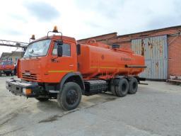 Автоцистерны АЦ-17 КамАЗ 65115 (1-2 отсека)