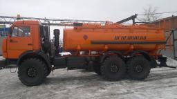 Автоцистерны АЦ-12 КамАЗ 43118
