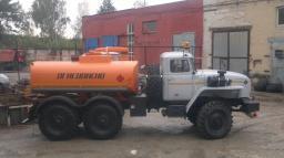 Автоцистерны АЦ 6,5 Урал 4320