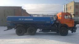 Автоцистерна АЦ-10 Техвода КамАЗ 65115