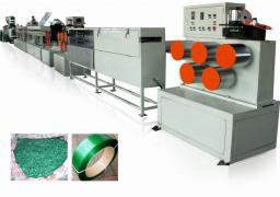 Линия по производству упаковочных лент