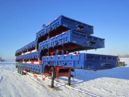 Трал (прицеп) TONGYADA (г/п 60 тонн)