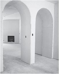 Гипсокартонные работы - стены, многоуровневые потолки, перегородки, арки