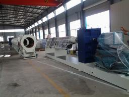 Продажа экструзионное оборудование для производства труб из полиэтилен диаметром 110-630мм