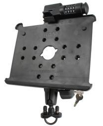 Держатель автомобильный Ram Mount 149Z-AP8LU для всех моделей iPad