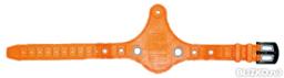 Силиконовые браслеты для ключей с печатью логотипа