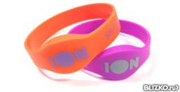 RFID браслеты с логотипом